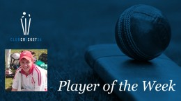 Club Cricket SA Player of the Week
