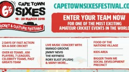 Cape Town Cricket Sixes Festival