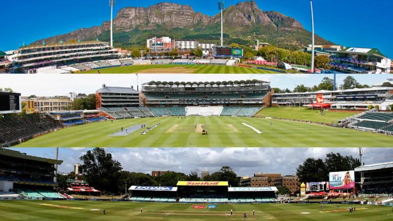 Winter club cricket venues