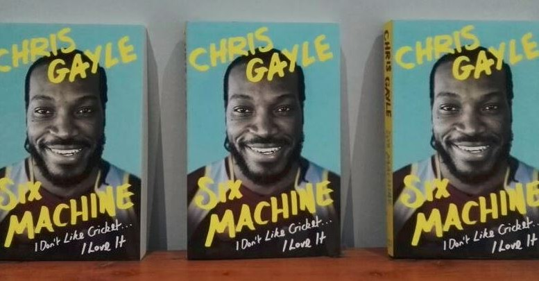 Chris Gayle: Six Machine
