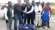 Cape Town Cricket Club and Mfulleni Cricket Club