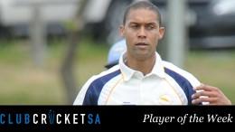 Nathan Swartz Durbanville Cricket Club