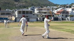 Ashley Bain Camps Bay Cricket Club