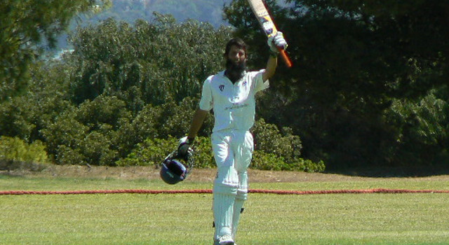 Moeen Ali St Augustine Cricket Club