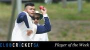 Brandon Viret Club Cricket SA Player of the Week