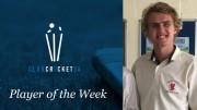 Jano Moller Club Cricket SA Player of the Week