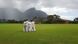 Western Province Cricket Club's Wally Wilson Oval.
