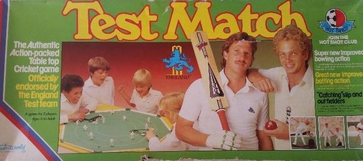 Test match cricket