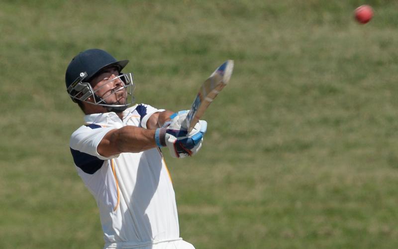 Durbanville Cricket Club batsman