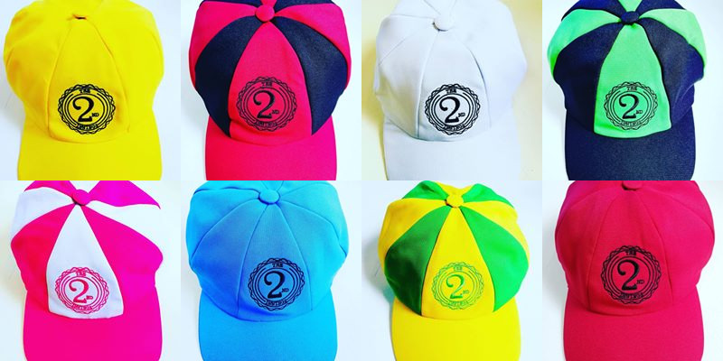84f85491246 Old school is cool with The 2nd Innings baggy caps – order yours today