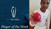 Ricardo Maarman Piketberg Cricket Club Club Cricket SA Player of the Week