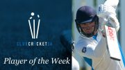 Club Cricket SA Player of the Week Ryan Klein.