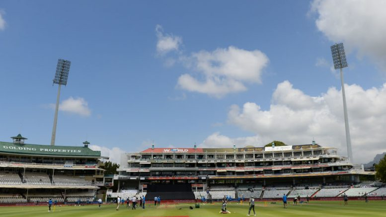 File image: Newlands.
