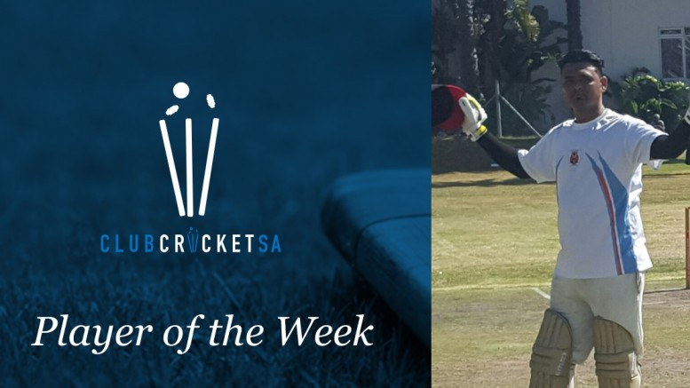 Club Cricket SA Player of the Week