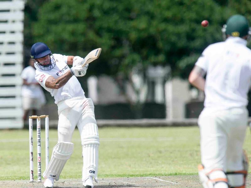 Herschelle Gibbs Pinelands Cricket Club